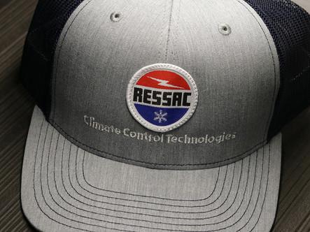 RESSAC Applique Trucker