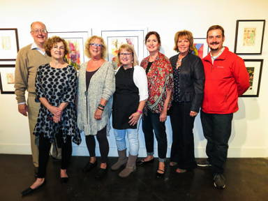 67th Street Printmakers at the Stutz