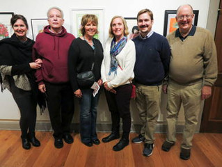 Pictures from Waldron Open House
