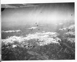 Flak over Alps