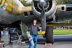 A true B-17 man