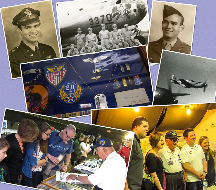 Dallas Bowman-Roanoke 8th Air Force Fellowship