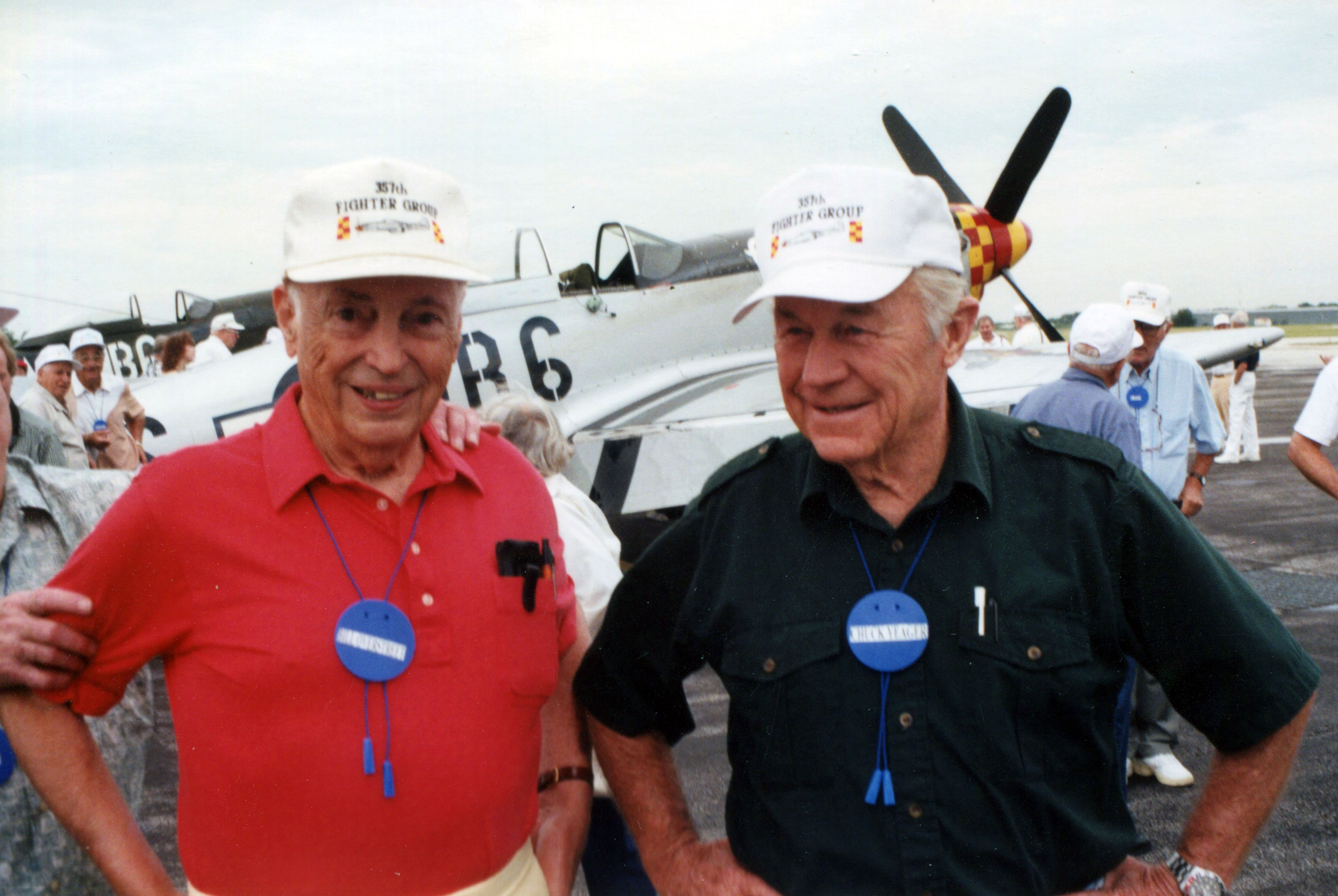 Bill and Chuck