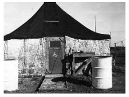 Crew quarters on base