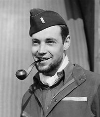Bill Ovestreet n 1944