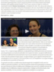 Article RTBF sur gym club athena