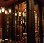 Five Star Modular Wine Room