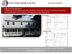 Colonial 4 BR