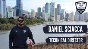Daniel Sciacca appointed River City Futsal Technical Director
