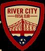 River City Futsal - Standard Logo (Borde