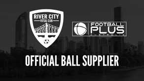 Football Plus Unveiled As Official Ball Supplier