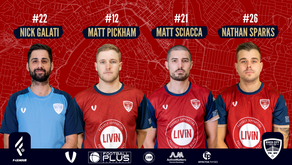 RCF adds four further players to 2021 F-League squad