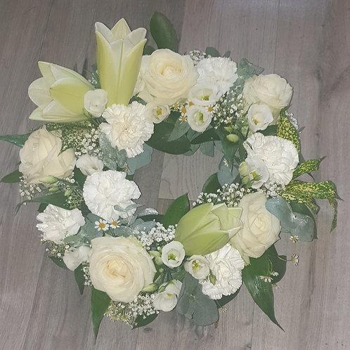 Funeral Wreath (premium)