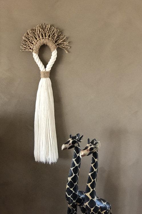 Hand made Macrame wall hanging