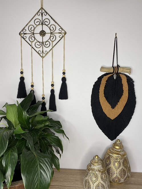 Macrame wall hangings - made by request