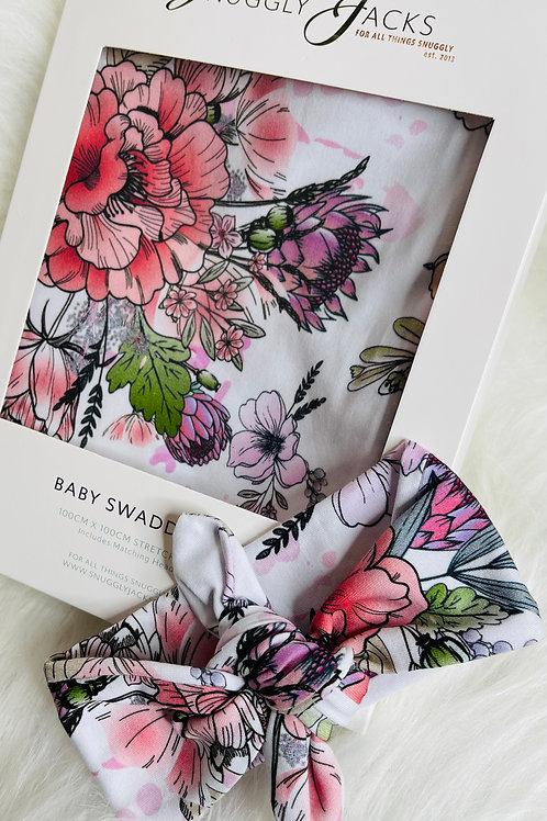 Baby Swaddle Set
