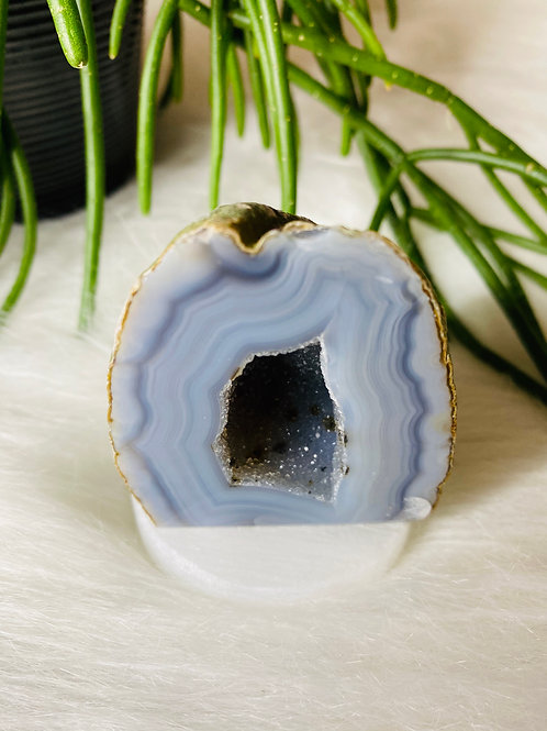 Natural Agate Geode