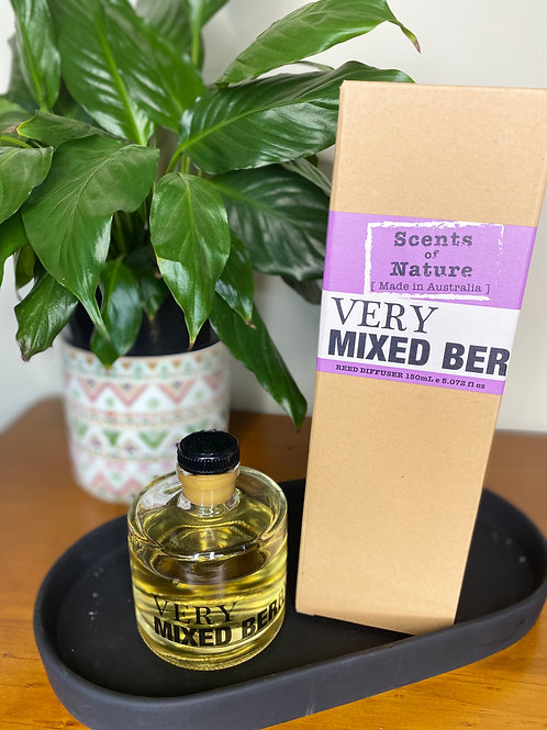 Scents of Nature Very Mixed Berry Reed Diffuser