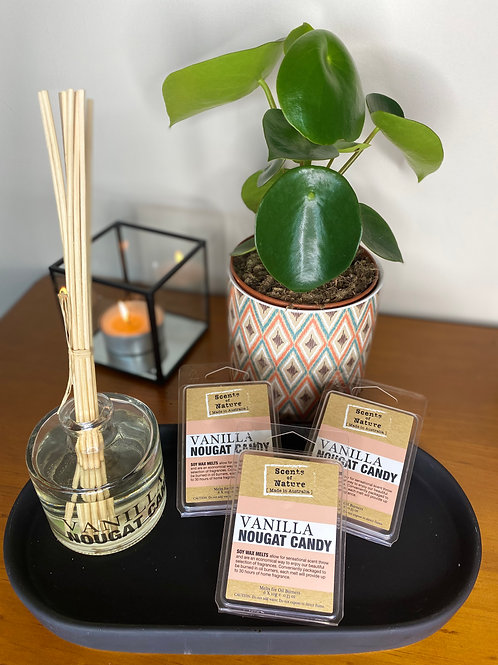 Scents of Nature Vanilla Nougat Candy Soy Wax Melts