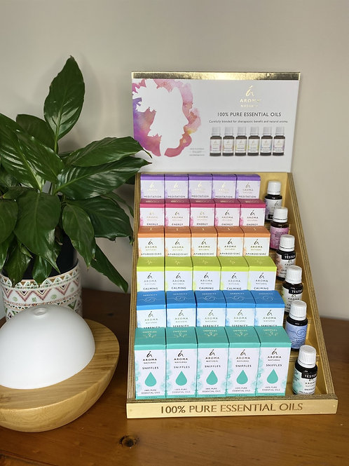 Assorted Essential Oil blends