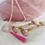 Thumbnail: Rose, Amethyst & Clear Quartz Face Rollers