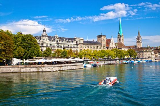 Zurich in Switzerland - 4 Star Business Hotel