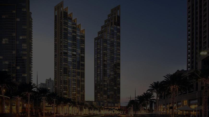 Dubai BLVD HEIGHTS