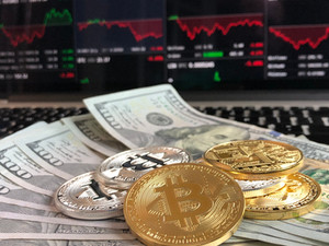 Cyrptocurrency  Bitcoin Coin Robot.jpg