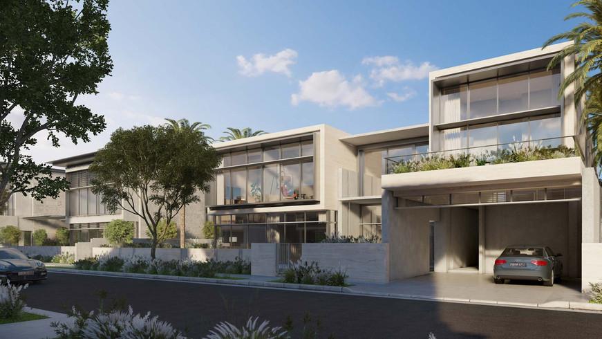 Dubai Hills Estate Villas