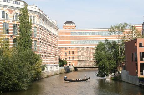 Loft apartments in Leipzig, Germany
