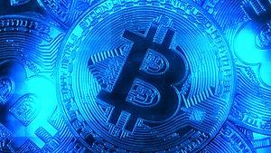 Crypto currency Gold Bitcoin - BTC - Bit