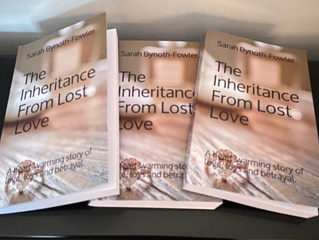 PRESS RELEASE - The Inheritance From Lost Love: