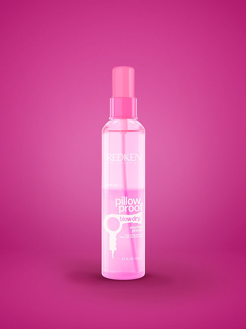 PILLOW PROOF BLOW DRY EXPRESS PRIMER SPRAY HEAT PROTECTION SPRAY