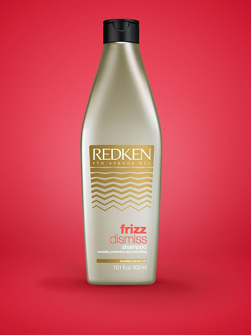 FRIZZ DISMISS SULFATE-FREE SHAMPOO FOR HUMIDITY PROTECTION & SMOOTHING