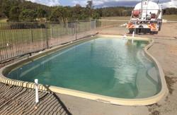 Swimming pool fills and top ups