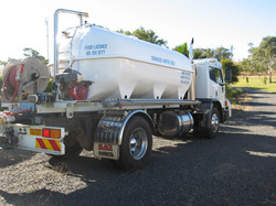 Clean, safe water for tank fills