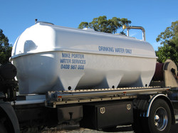Food Grade Tank for drinking water
