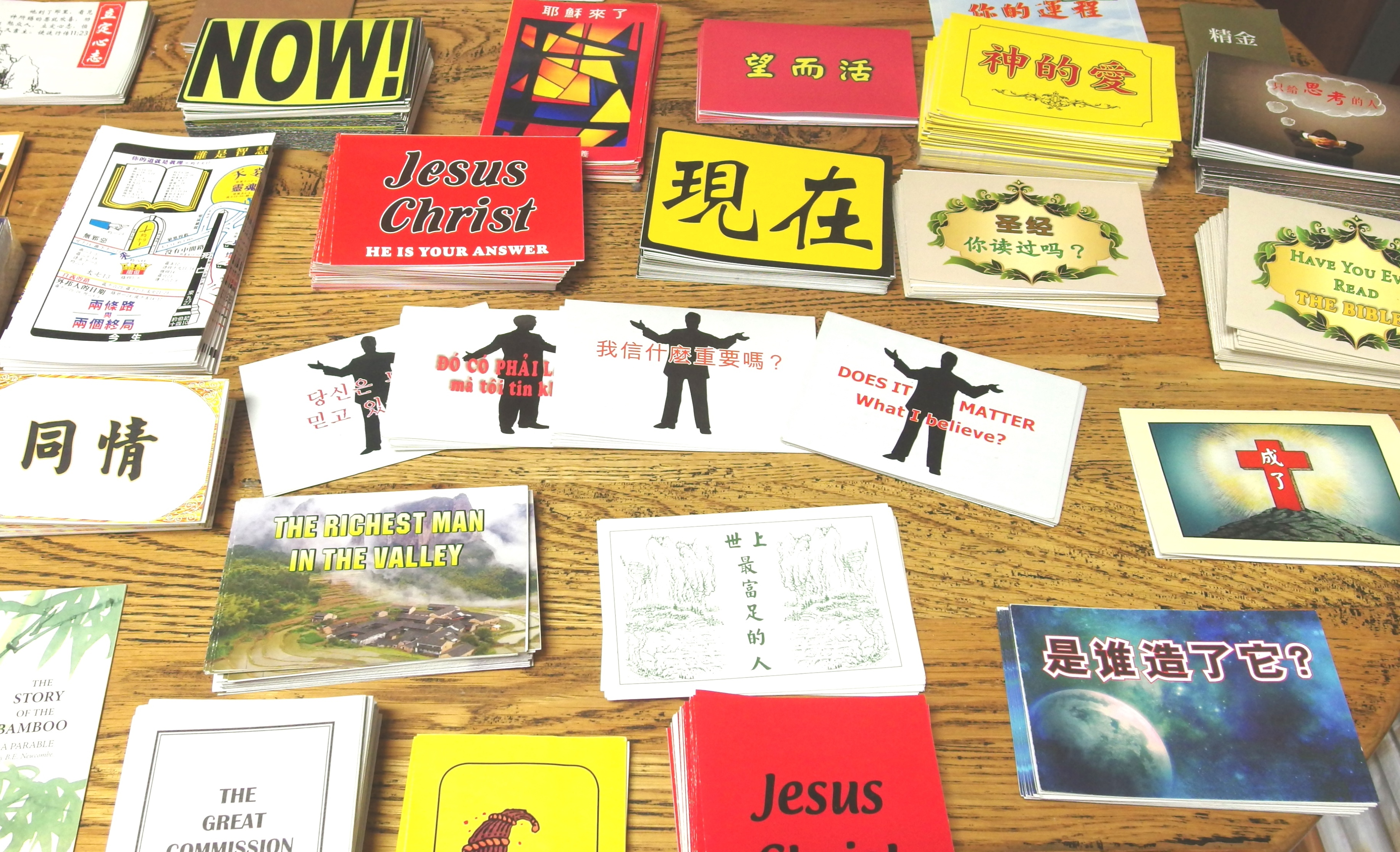 Christian Book Room Gospel Tracts