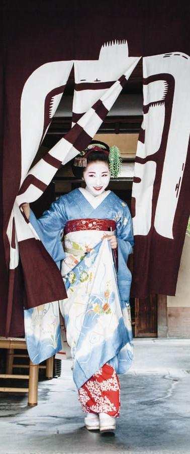 rewriting the memoir: geishas & globalisation
