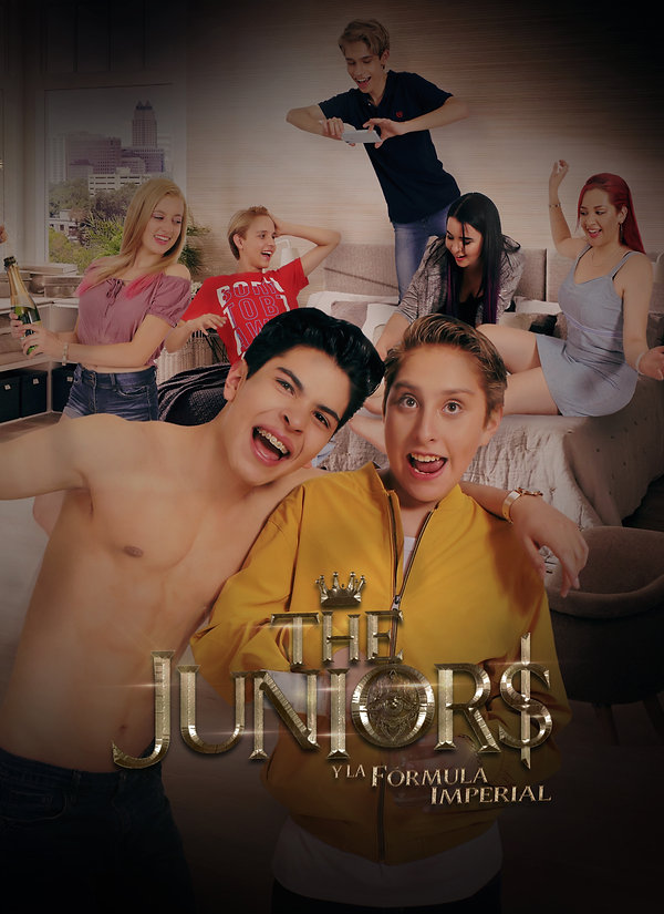 The Juniors y la Fórmula Imperia- Película
