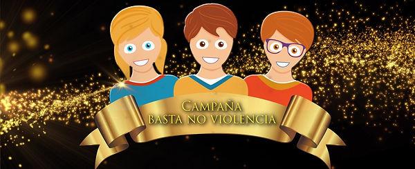 campaña Basta no Violencia