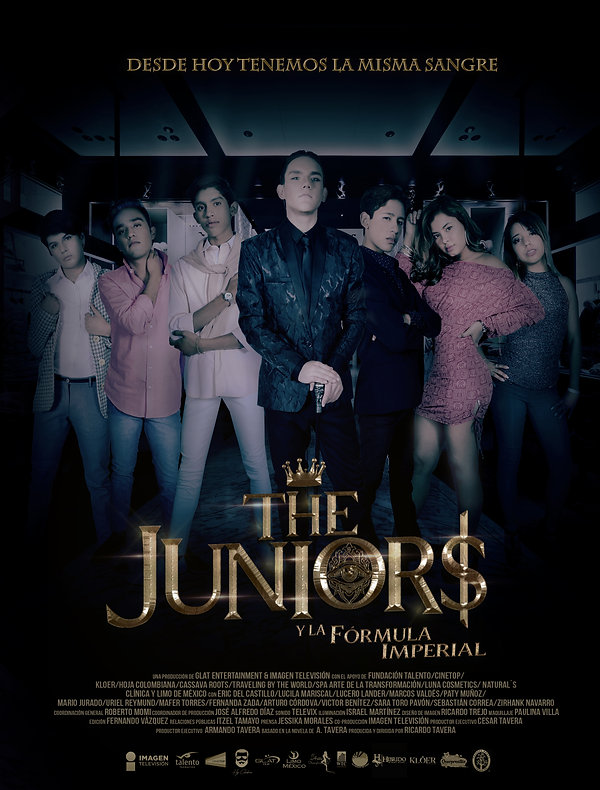Poster_Oficial_Sangre_Fria-The_Juniors_y