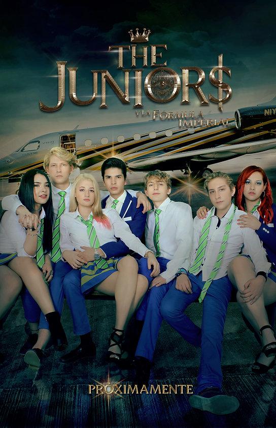 The Juniors y la Fórmula Imperial - The Jet