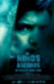 Poster Niños Asesinos Película