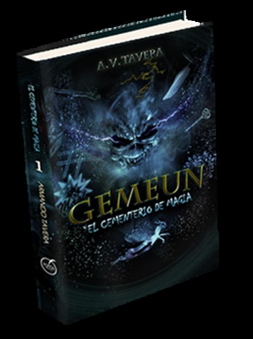 Libro: El Cementerio de Magia