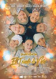 Poster El Triunfo de Vivir