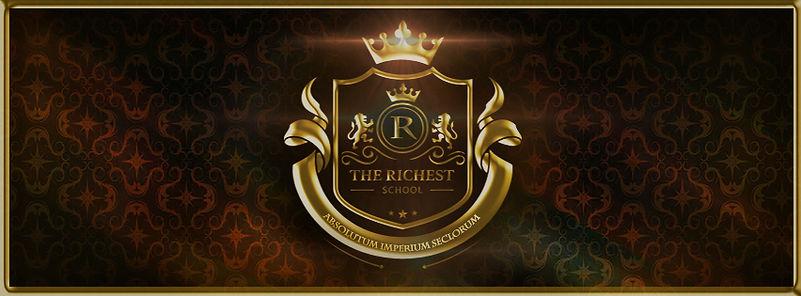 The Juniors Película - Logo The Richest Colegio
