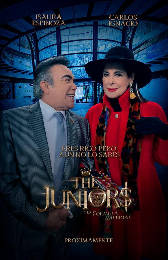 The Juniors y la Fórmula Imperial - Ana Arreguín e Ignotum Ponce.jpg