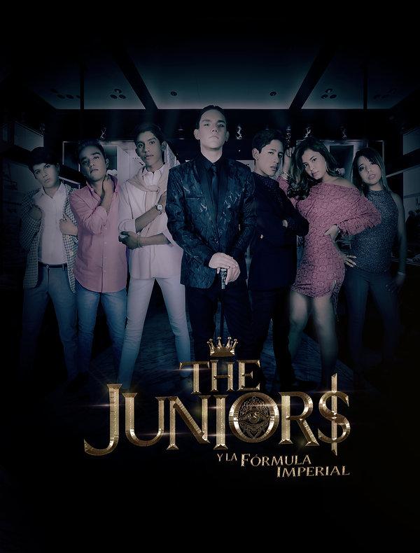 The Juniors y la Fórmula Imperial - Los Sangre Fría