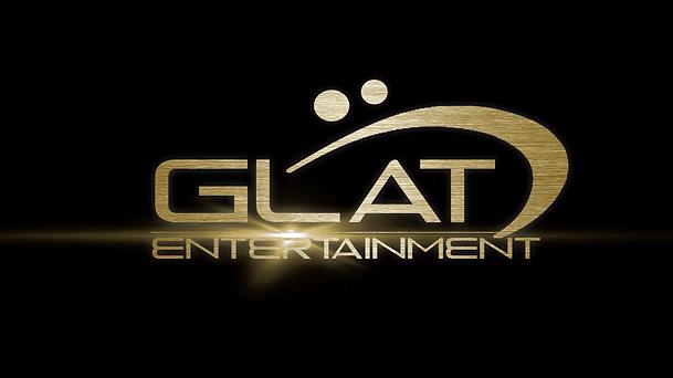 Logotipo Glat Dorado Fondo Negro.png
